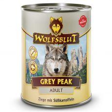 Konzerv Wolfsblut Grey Peak 395 g