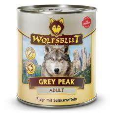 Konzerv Wolfsblut Grey Peak 800 g