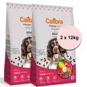Calibra Dog Premium Line Felnőtt Marha 2 x 12 kg ÚJ