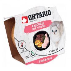 Ontario Fresh Brunch Csirke Kiscica 80 g