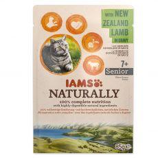 IAMS Naturally Bárány Senior 85 g