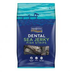 FISH4DOGS Dental Sea Jerky Halrudacskák 500 g