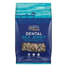 FISH4DOGS Dental Sea Jerky Hal Csomók 500 g