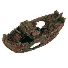 Hajóroncs dekoráció