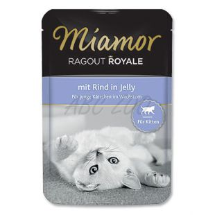 MIAMOR Ragout Kitten alutasakos marhahús 100 g