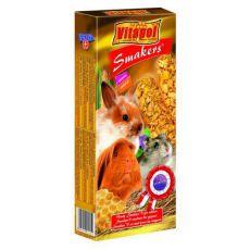 Mézes rudak rágcsálónak - Vitapol Smakers, 90 g