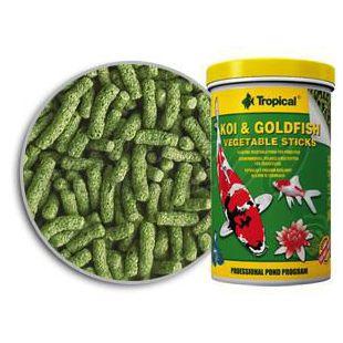 TROPICAL Koi goldfish vegetable sticks haleleség 5 L