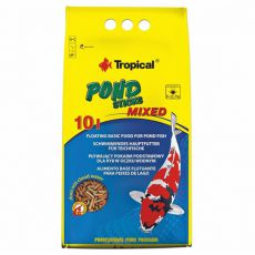 TROPICAL Pond Sticks Mixed 10L - eledel halaknak