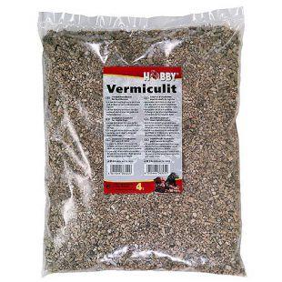 Trópusi aljzat terráriumba Vermiculit 4 L, 3-6 mm