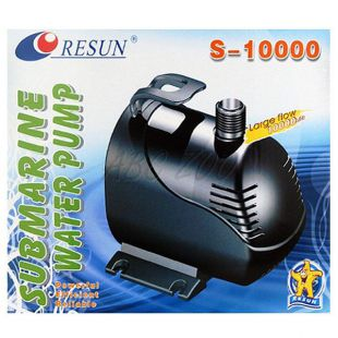 Szivattyú Resun S-10000