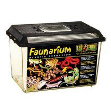 Műanyag doboz - Faunárium (300 x 195 x 205 mm), szállítható