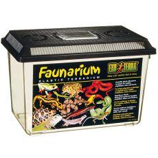 Hordozható doboz - Faunárium (370 x 220 x 250 mm), műanyag