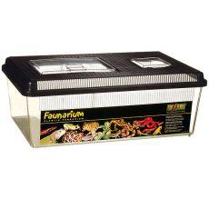 Faunárium - hordozható műanyag doboz  (460 x 300 x 170 mm)