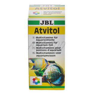 JBL Atvitol 50ml - Vitamin készítmény halaknak