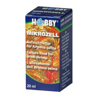 Mikrozell 20 ml - artemia eleség