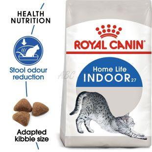 Royal Canin INDOOR 27 - macskaeledel bent élő macskáknak 4 kg