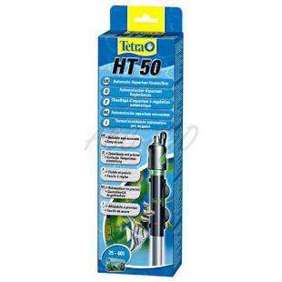 Tetratec HT 50 W akvárium fűtő, termosztáttal