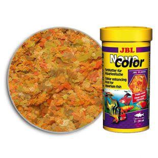 JBL NovoColor 100 ml - a hal kiszíneződését támogató eledel