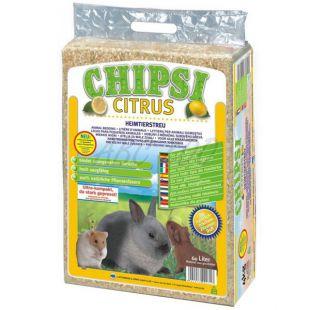 CHIPSI CITRUS - Alom rágcsálók részére 60 L