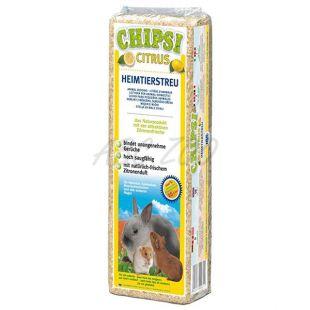 CHIPSI CITRUS - rágcsáló alom 15 L