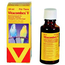 Vitacombex V - multivitamin madaraknak 125 ml