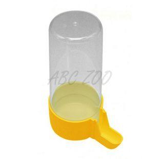 Papagáj itató - egyszerű, közepes méretű, 200 ml