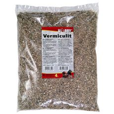 Trópusi terráriumi aljzat Vermiculit 4 L, 0-4 mm