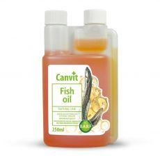 Canvit Fish Oil - halolaj kutyáknak, 250 ml
