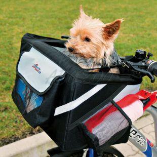 Kutyahordozó táska kerékpárra 38 x 25 x 25 cm