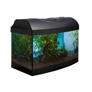 DIVERSA STARTUP SET 40 akvárium - ÍVES - fekete