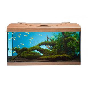 Egyenes DIVERSA STARTUP 60 akvárium szett - bükk