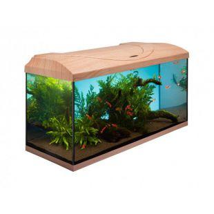 Egyenes DIVERSA STARTUP 80 akvárium szett - bükk