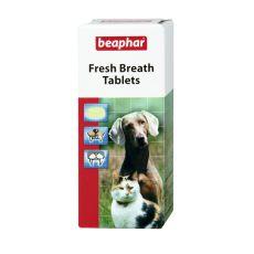 Leheletfrissítő tabletta kutyáknak és macskáknak 40 db
