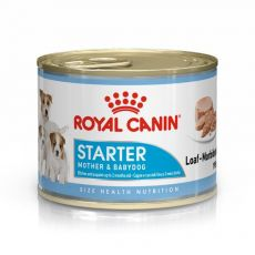 Royal Canin Starter Mousse 195g - konzerv
