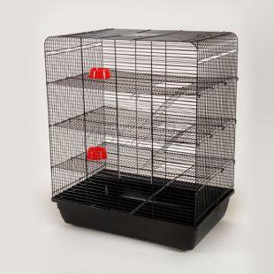 REMY patkány ketrec - krómozott