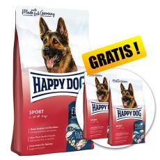 Happy Dog Supreme Fit & Vital Sport Adult 14 kg + 2 x 1kg GRÁTISZ