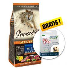 Primordial GF Adult Tuna & Lamb 12kg + AJÁNDÉK
