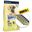 Happy Dog Baby Giant Lamb & Rice 15 kg + AJÁNDÉK