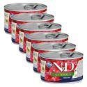 Farmina N&D dog Quinoa Digestion konzerv 6 x 140 g