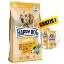 Happy Dog NaturCroq Geflügel Pur & Reis 15 kg + AJÁNDÉK