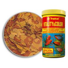 TROPICAL Vitality colour 1000ml/200g - haltáp