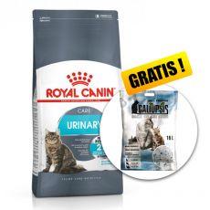 Royal Canin Urinary Care szemek vesetebetegséggel küzdő macskák részére 10 kg + AJÁNDÉK