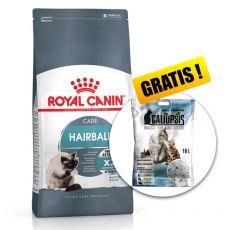 Royal Canin HAIRBALL CARE 10 kg + AJÁNDÉK