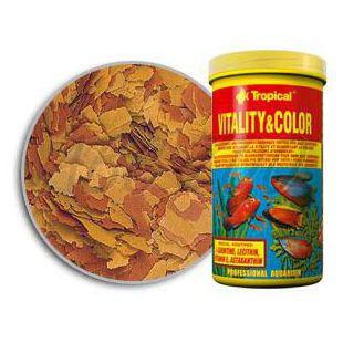 TROPICAL Vitality colour flake táplálék 11,2 L 2 kg