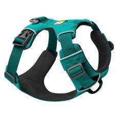Hám kutyák számára Ruffwear Front Range Harness, Aurora Teal XXS