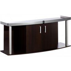 DIVERSA Comfort akvárium szekrény 150x50x67 cm - ÍVES