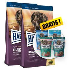 Happy Dog Supreme Irland 2 x 12,5 kg + AJÁNDÉK