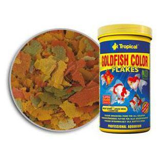TROPICAL Goldfish colour flake táplálék aranyhal részére 5 L 1k g