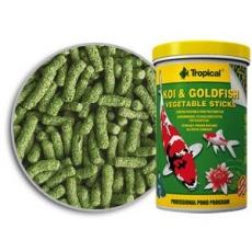 TROPICAL Koi goldfish vegetable sticks 11 L
