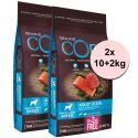 Wellness Core Kutya M/L Felnőtt Óceáni Lazac és Tonhal 2 x (10+2 kg)
